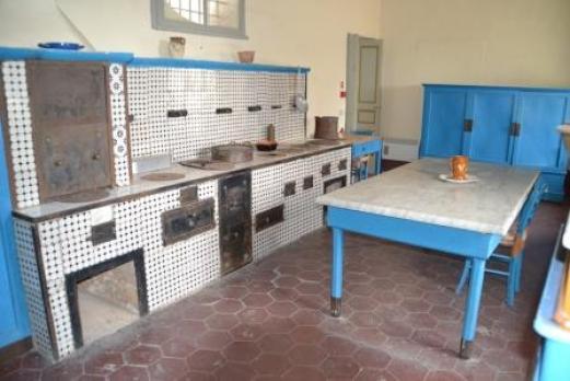 cucine di palazzo Comi