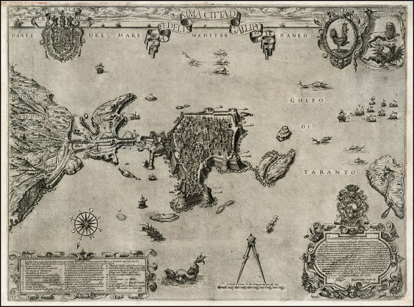 Giovan Battista Crispo, 1591
