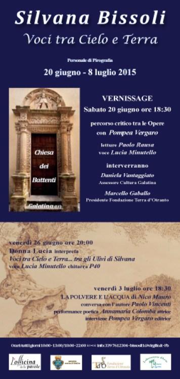Invito Galatina  ok 10 giugno 20151