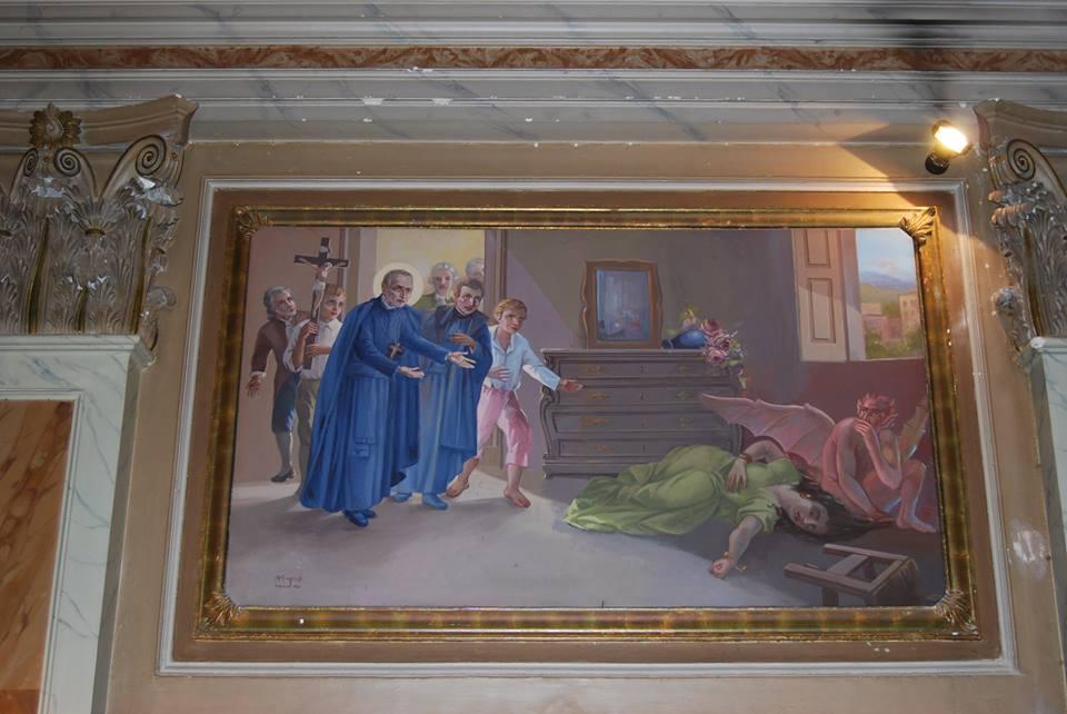Dipinto sull'altare