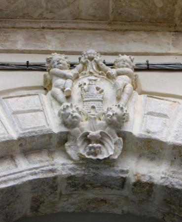 Galatina, Palazzo Mory (ph R.G. Mele)