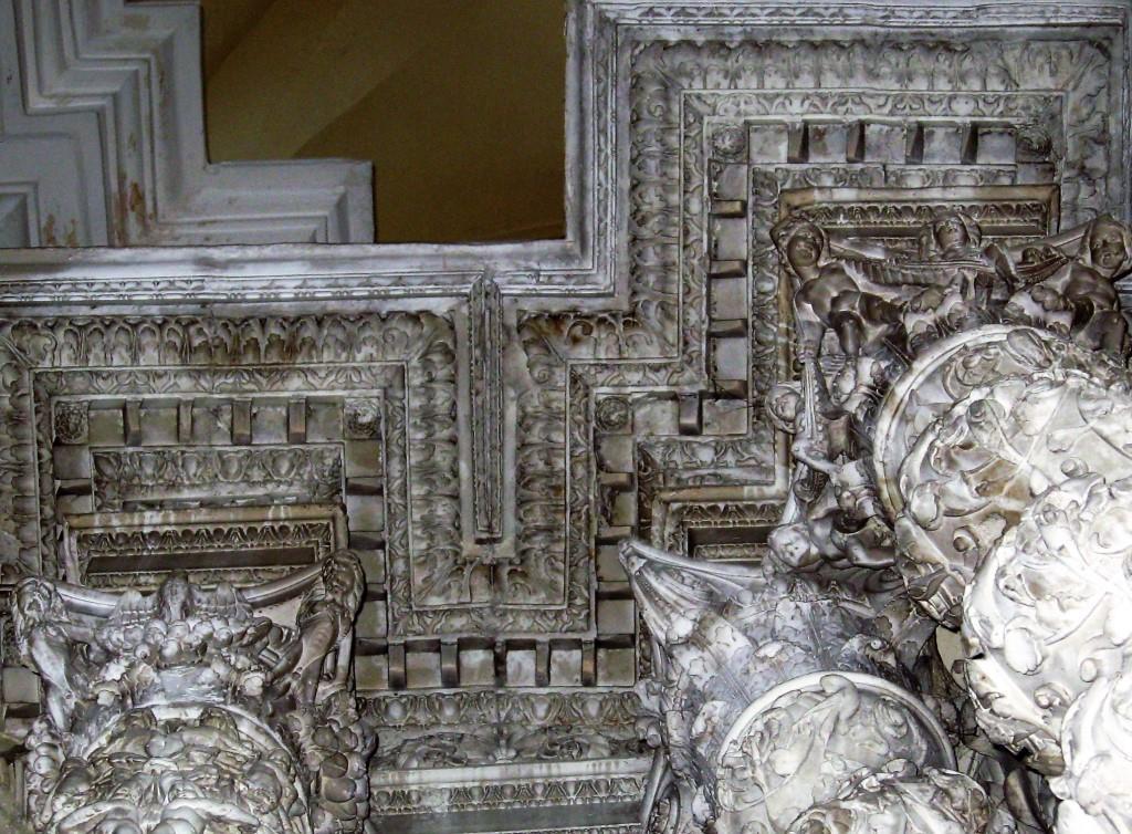 particolare dell altare di S. Francesco da Paola