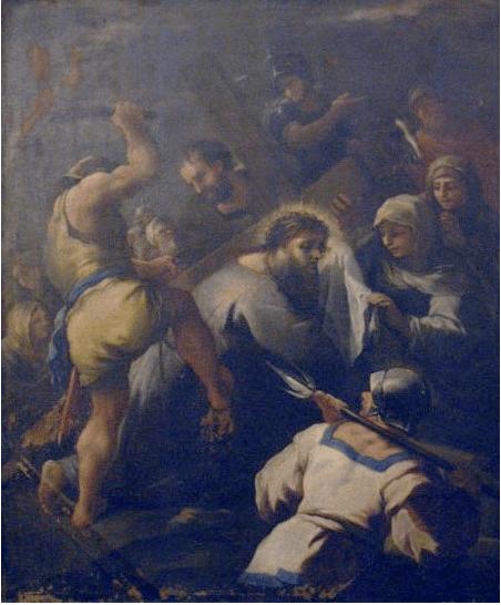 Un dipinto attribuito ad Oronzo Malinconico nella chiesa di Sant'Antonio a Latiano