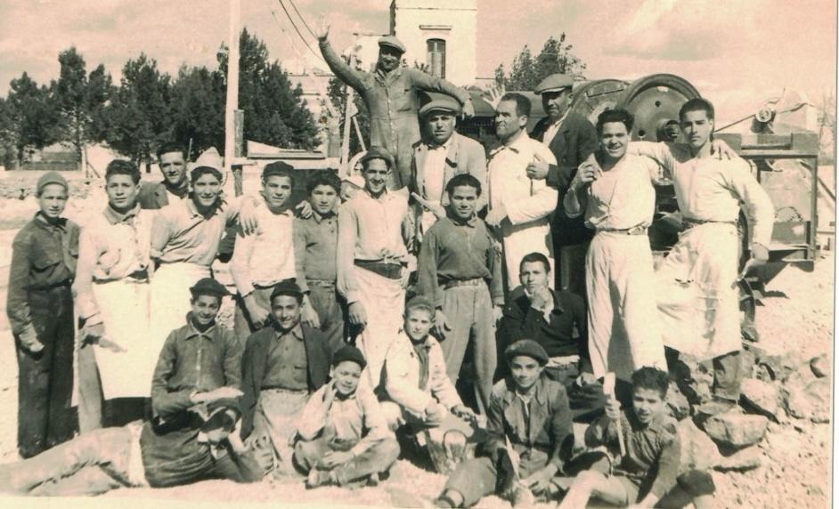 Maestri e maestranze nel cantiere edile a Nardò e nel Salento. La produzione edilizia