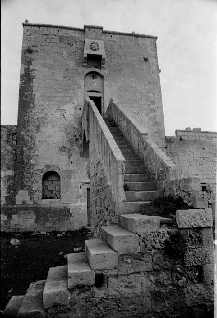 Otranto. La masseria Cippano e il suo stemma trafugato