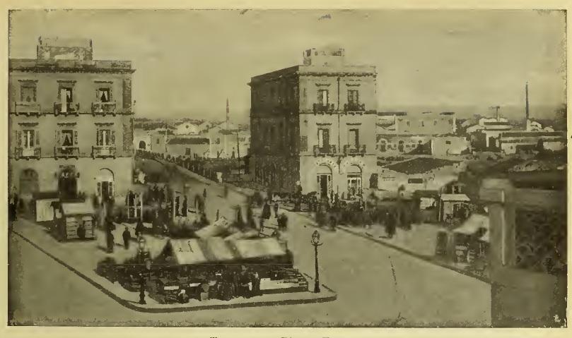 La Terra d'Otranto in immagini ultracentenarie (7/7): Taranto e Castellaneta