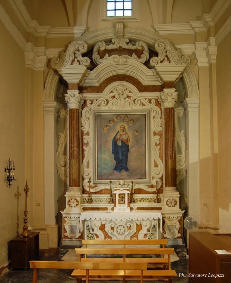 Gli altari dell'Addolorata e della Natività nella matrice di Parabita.Storia di due tele andate perdute