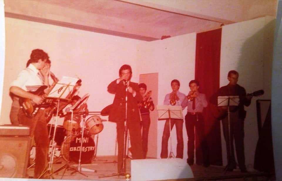 L'associazionismo giovanile negli anni 70 a Spongano
