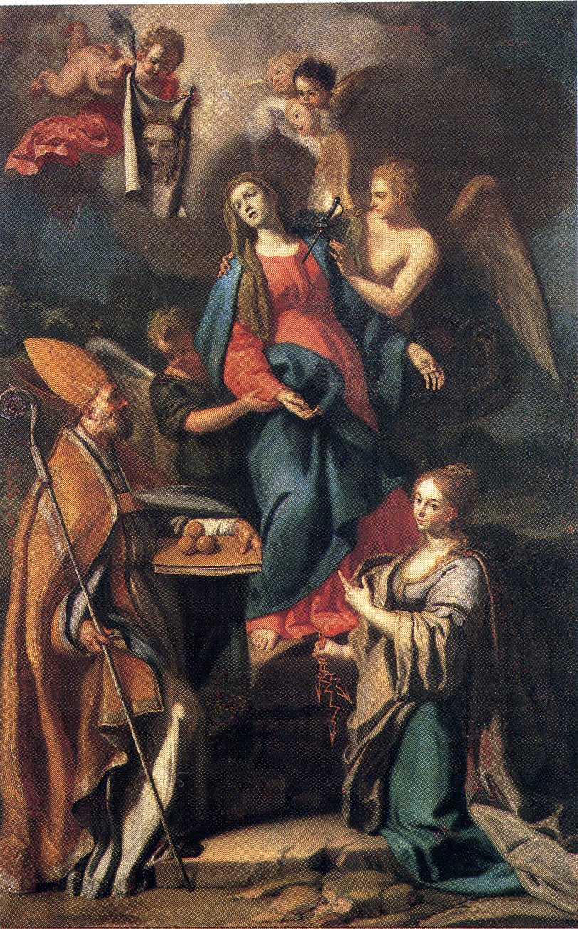 La Vergine Addolorata nei riti della Settimana Santa e il ruolo delle Confraternite (I parte)*