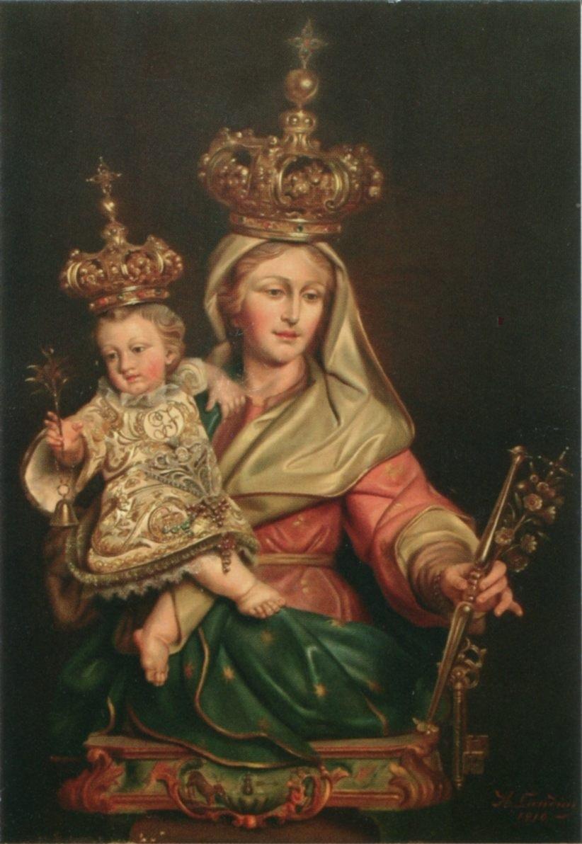 Francavilla e il culto della Madonna della Fontana