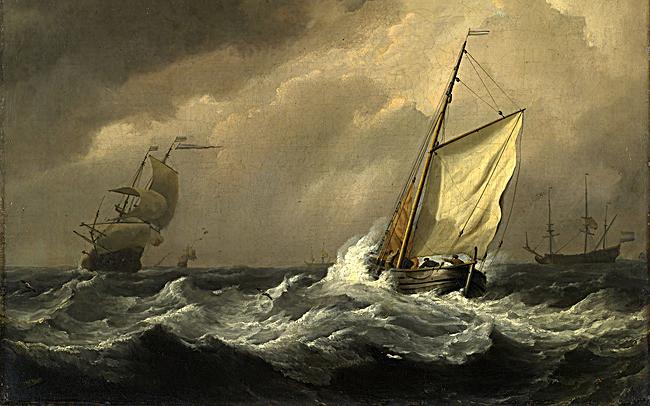 Avventure di mare: alcune vicende accadute nelle acque di Gallipoli durante il '700