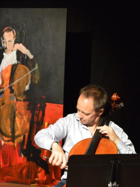 Avant Concert Henri Demarquette - Fonds Labégorre - 8 juin 2018