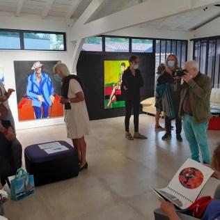 Vernissage Airial Galerie - 19 septembre 2020 -_12