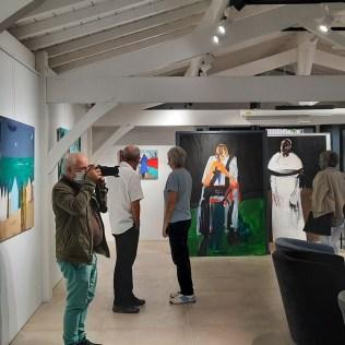 Vernissage Airial Galerie - 19 septembre 2020 -_24
