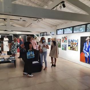 Vernissage Airial Galerie - 19 septembre 2020 -_25