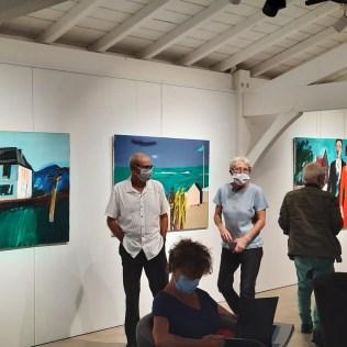 Vernissage Airial Galerie - 19 septembre 2020 -_27