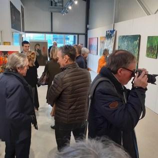 Vernissage-Cara-Costea,-Fonds-Labégorre-Février-2020-#06