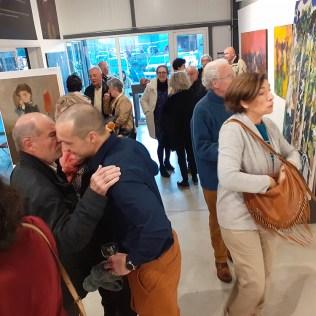 Vernissage-Cara-Costea,-Fonds-Labégorre-Février-2020-#13