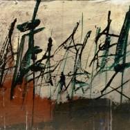 Bouillet, Labégorre 2001_46x55 cm 10F acrylique sur toile