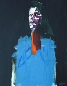 Marie Jeanne, Serge Labegorre 2013_92x73 cm 30Facrylique sur toile
