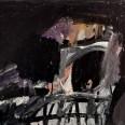 Crâne, Serge LAbégorre 2009, 50x70 cm ass20 at#03