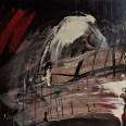 Crâne jaune, Serge Labégorre 2000, 40x50 cm ass 10 ab#02