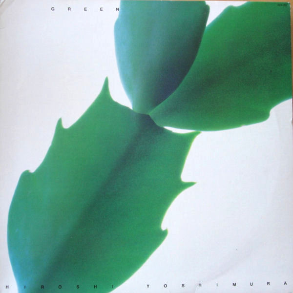 Hiroshi Yoshimura - Green