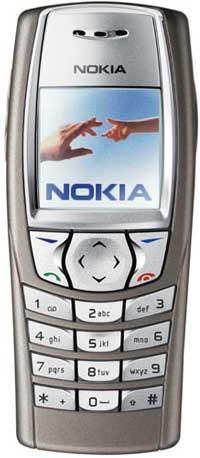 Nokia 6610 Pictures