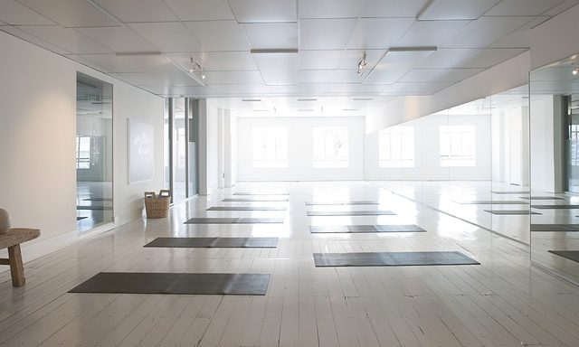 24/7 remote venue hire yoga studio