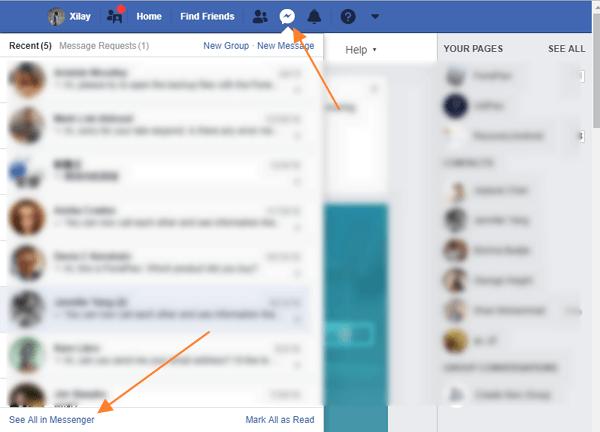 FB 誤刪訊息可以這樣救回(必學秘技)-電腦問題,綜合討論區-【狂人論壇】
