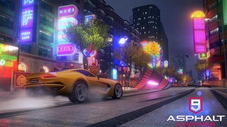 Resultado de imagem para asphalt 9