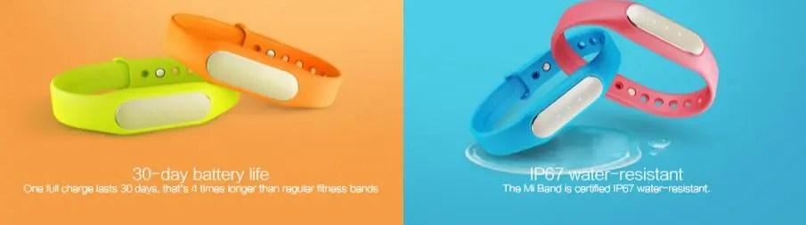 Xiaomi Mi Fitness Band