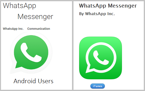 whatsapp messenger apk for android and ios 10