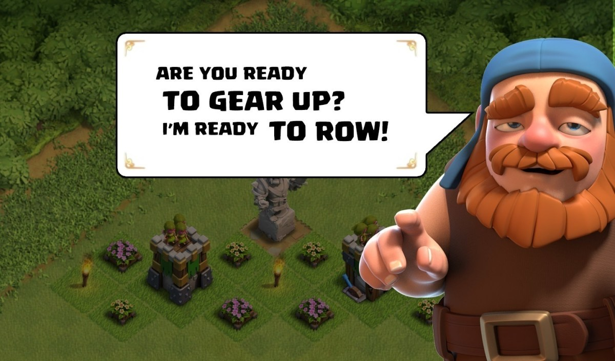 Download Clash of Clans APK v11.446.11 | Update of the Year 2019
