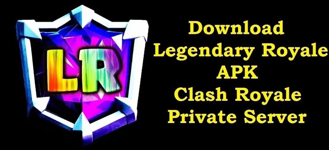 download clash royale private server