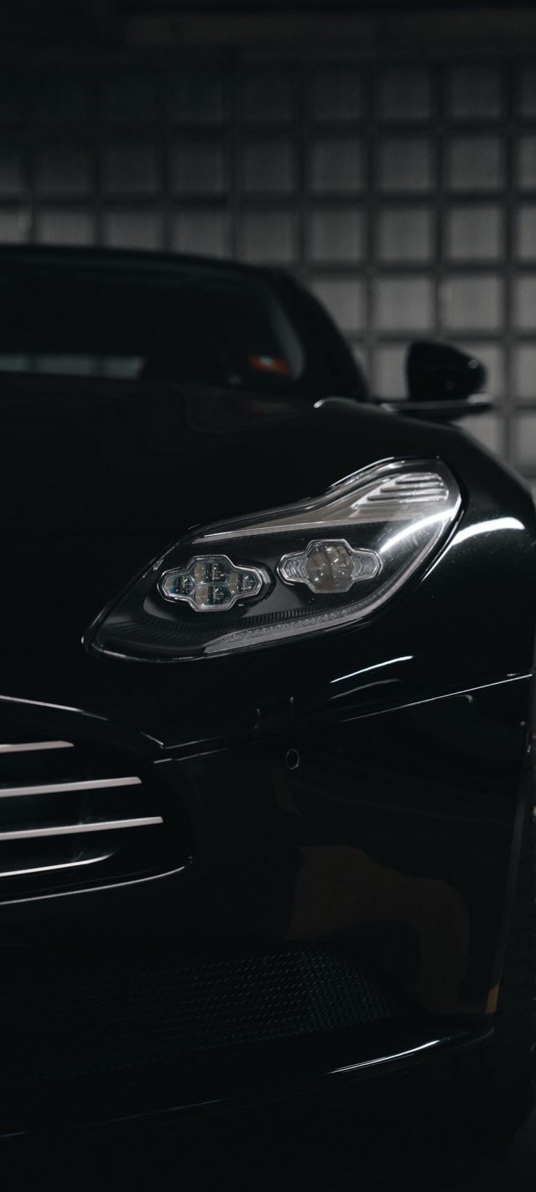 My recommendation for car shoppers. Black Car Grill Wallpaper