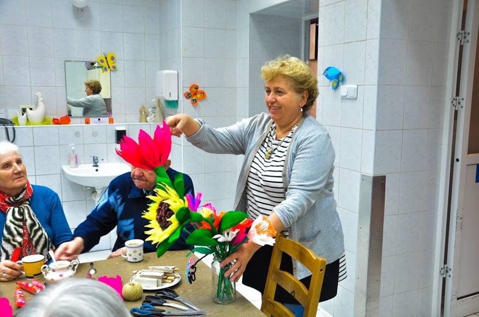 połączyły ich kwiaty4 - Wrocławska Rada Seniorów