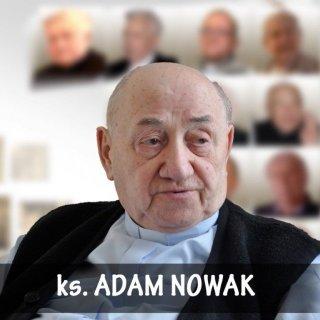 Historia Migana – ks. Adam Nowak mały