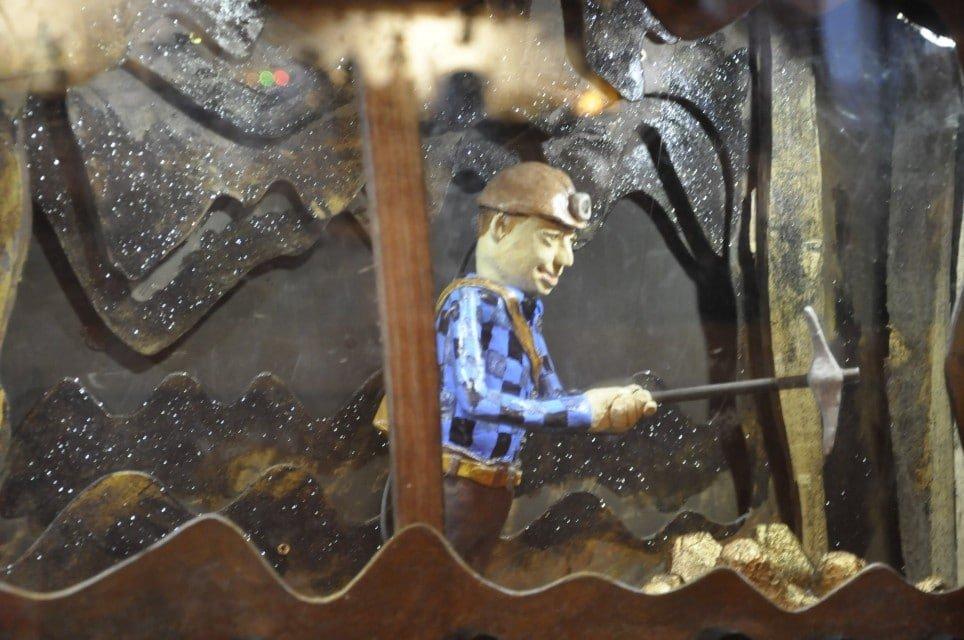 górnicy z ruchomej szopki1 - Górnicy z ruchomej szopki