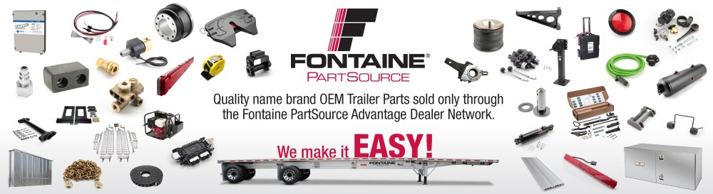 medium resolution of fontaine part source fontaine trailer flat bed trailers drailer drops aluminum trailers composit trailers steel trailers revolution trailers