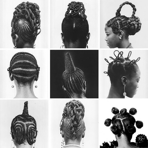 Africa hairstyles