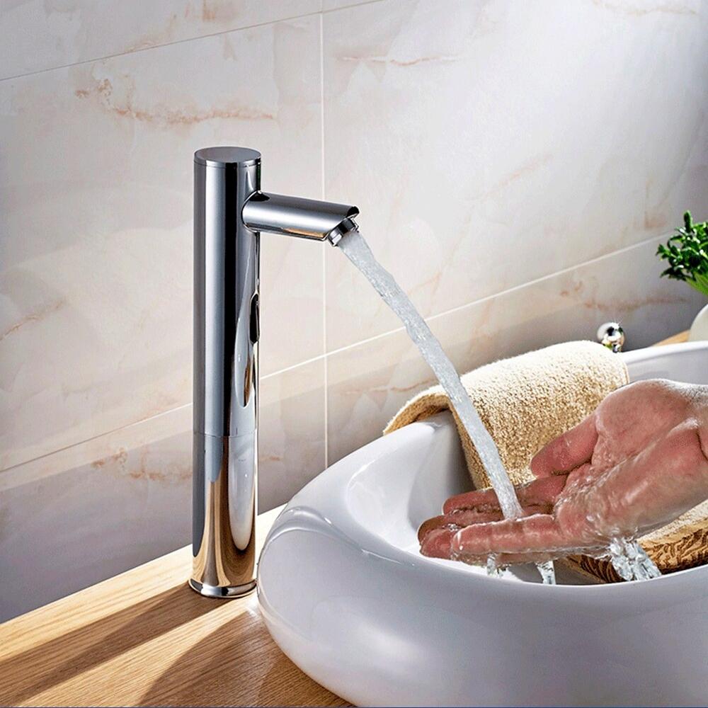 sensor bathroom faucet