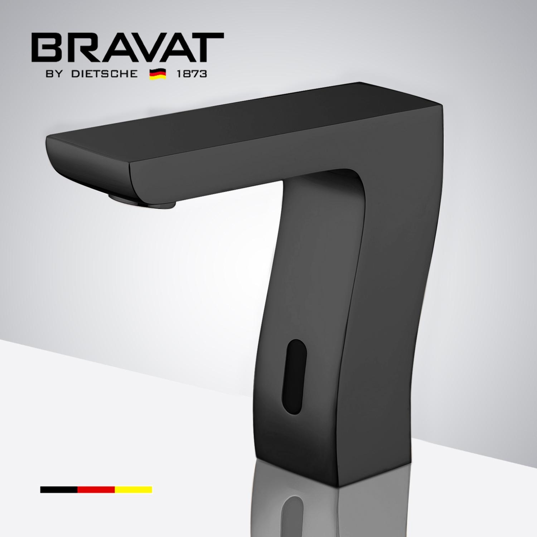 bravat commercial oil rubbed bronze automatic hands free motion sensor faucet
