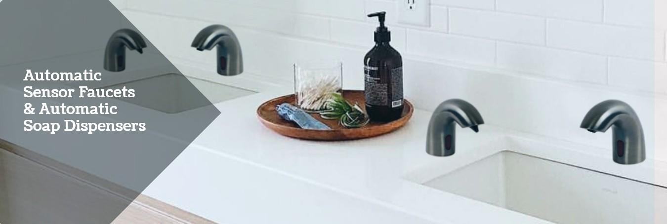 automatic sensor faucet automatic