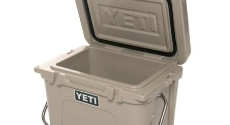 Road Trips Begin With YETI Roadie Coolers