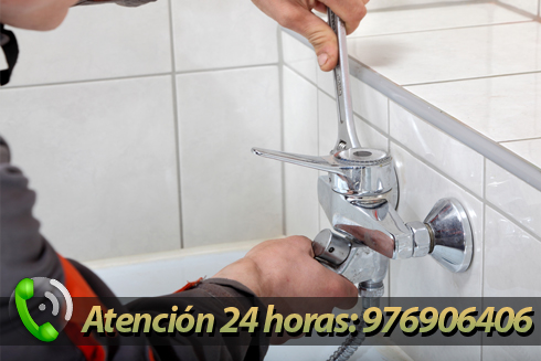 fontaneros urgentes 24h en zaragoza