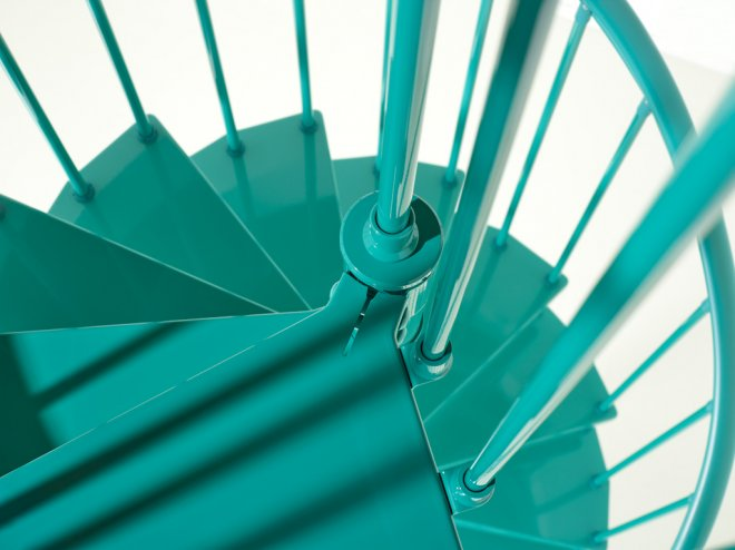 Clip Fontanot Kit Spiral Staircase