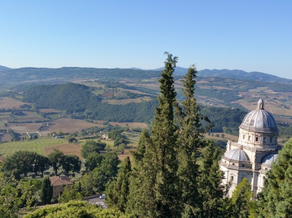 Todi and Umbria Hotel Fonte Cesia