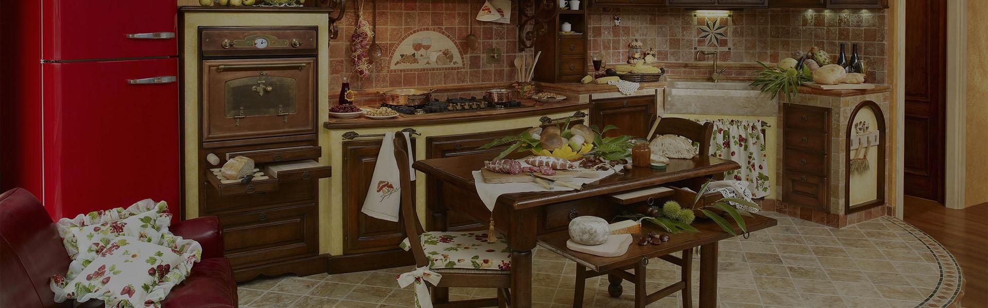 Cucine Rustiche in Muratura  Fonte del Rustico