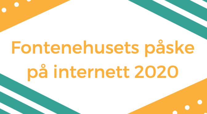 Samlingspunkt på webex påsken 2020